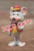 ct-200101-54 Chuck E. Cheeses / 1984 PVC Figure