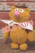 ct-150202-33 Fozzie Bear / Fisher-Price 1976 Plush Doll