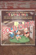 ct-191211-69 3 LITTLE PIGS / 1960's Record
