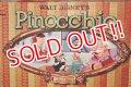 ct-191211-63 Pinocchio / 1960's Record and Book