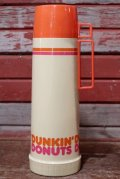 dp-191211-95 DUNKIN' DONUTS / 1970's-1980's Thermos Bottle