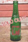 """dp-200201-17 7up / 1938-1944 Bottle """"8 Bubbles"""""""
