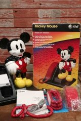 ct-200201-43 Mickey Mouse / AT&T 1990's Phone