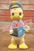 ct-200201-57 Donald Duck / DELL 1960's Rubber Doll
