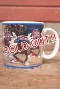 ct-200201-77 California Raisins / Applause 1987 Ceramic Mug