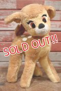 ct-200201-31 Bambi / 1970's Plush Doll