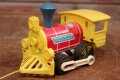 fp-110803-01 Fisher-Price Toys / 1964 Toot Toot Engine