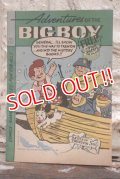 ct-171001-45 Adventure of BIG BOY / 1976 Comic #233