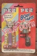 ct-160901-151 Tom and Jerry / Tom 1990's PEZ Dispenser & Body Parts