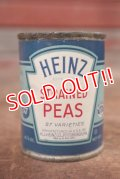 dp-200301-17 HEINZ / Vintage Strained Peas Can