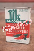 dp-200301-15 McCORMICK / Crushed Red Pepper Can