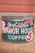 dp-200301-14 MANOR HOUSE COFFEE / Vintage Tin Can