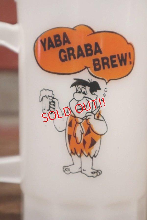 画像2: ct-200301-06 Fred Flintstone / 1987 Plastic Mug