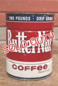 dp-200301-34 Butter-Nut COFFEE / Vintage Tin Can