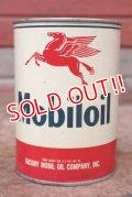 dp-200301-66 Mobiloil / 1950's 1QT Oil Can (B)