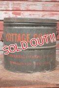 dp-200401-07 CLOVERDALE-FARM CO.,INC / Vintage Cottage Cheese Can