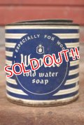 dp-200401-04 Woolite / Vintage Cold Water Soap Can