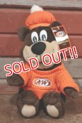 ct-200403-61 A&W / Great Root Bear 1999 Plush Doll
