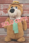 ct-200403-72 Yogi Bear??? / CAM TOYS 1970's Plush Doll