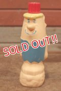ct-200403-40 Barney Rubble / 1960's Fun Bath Bottle