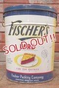 dp-200403-24 FISCHER'S / Vintage Lard Can