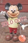 ct-200401-16 Mickey Mouse / DAKIN 1970's Figure