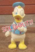 ct-200403-07 Donald Duck / 1960's-1970's Rubber Doll