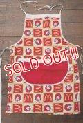 ct-200403-70 McDonald's / Kid's Apron