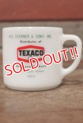 dp-200401-12 TEXACO / Federal 1970's Mug