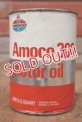 dp-200403-20 AMOCO / Amoco 300 1QT Motor Oil Can