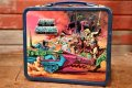 ct-200415-24 HE-MAN and the Masters of the Universe / Aladdin 1980's Metal Lunch Box