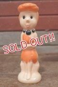 ct-200415-17 Wilma Flintstone / 1960's Plastic Figure