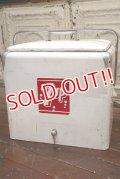 dp-200415-04 7up / 1950's Metal Cooler Box