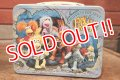 ct-200415-23 Fraggle Rock / 1980's Metal Lunch Box