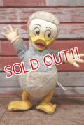 ct-200415-15Donald Duck / Gund 1950's Rubber Face Doll