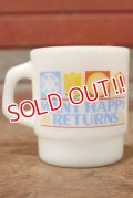 kt-200501-03 McDonald's / Many Happy Returns 1970's-1980's Anchor Hocking Mug