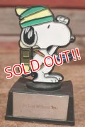 """ct-200501-15 Snoopy / AVIVA 1970's Trophy """" I'm Lost Without You."""""""