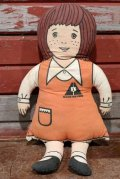 ct-200501-45 ALLIED VAN LINES / 1970's Pillow Doll