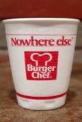 dp-131008-06 Burger Chef / 1970's Vinyl Cup