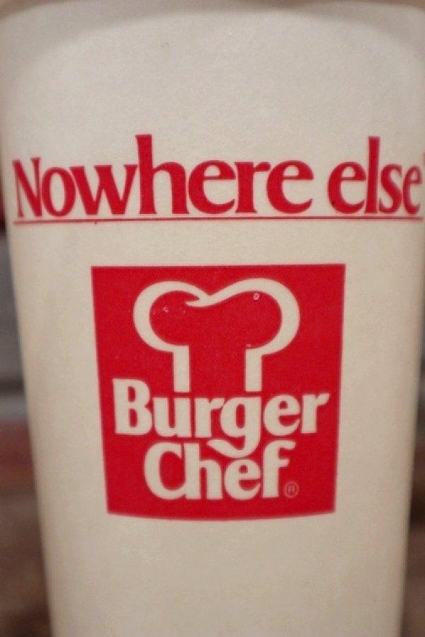 画像2: dp-131008-05 Burger Chef / 1970's Wax Cup (M)