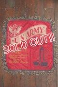 dp-200501-40 U.S.ARMY 1950's-1960's Cushion Cover