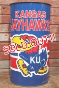 dp-200501-37 KANSAS Jayhawks / 1992 Trash Can