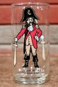 "gs-141101-66 McDonald's / 1970's Collector Series ""Captain Crook"" Glass"