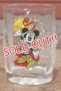 "ct-200401-06 Disney × McDonald's / 2000's Millennium Glass ""ANIMAL KINGDOM"""