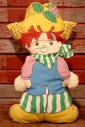 ct-200501-43 Strawberry Shortcake / Huckleberry Pie 1980's Pillow Doll