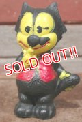 ct-200601-05 Felix the Cat / Bootleg Irwin 1940's-1950's Rubber Doll