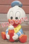 ct-131001-05 Baby Donald Duck / Shelcore Toy 1986 Soft Vinyl Doll