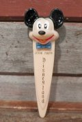 ct-200601-34 Mickey Mouse / Disneyland 1960's Book Mark