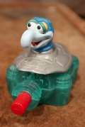 "ct-150401-39 Gonzo the Great / Wendy's 1990's Meal Toy ""Spaceship Sparker"""