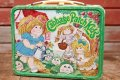 ct-200701-59 Cabbage Patch Kids/ 1983 Metal Lunch Box